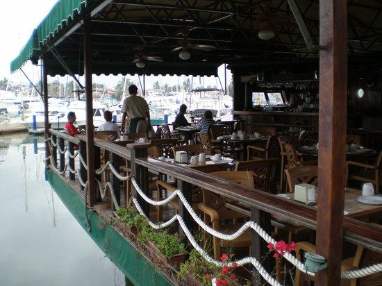 The View Of The Restaurant Picture Of La Terrazza Di Roma