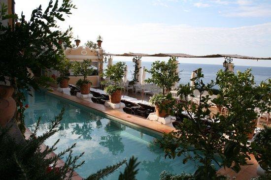 Le Sirenuse Hotel: pool
