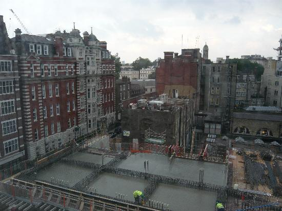 Holiday Inn London - Regent's Park : View from room #633