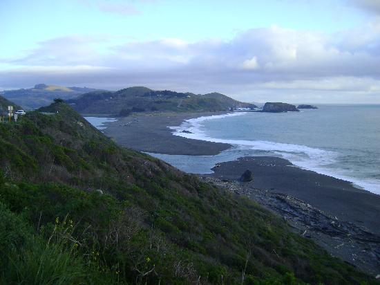 Sonoma County, Kaliforniya: Russian River meets the Pacific Ocean