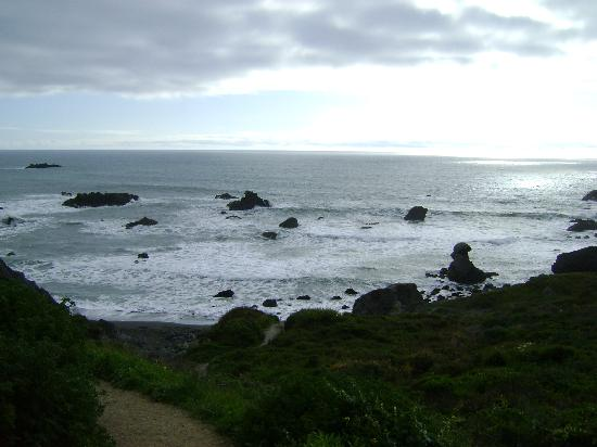 Sonoma County, Californien: Lovely Sonoma Coast