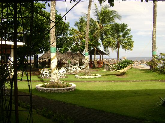 Paras Beach Resort: landscape