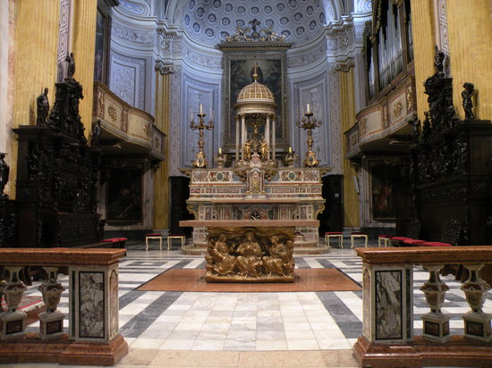 Viadana, Italie : Chiesa del Castello