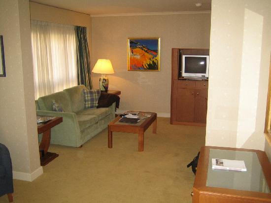 Hotel Royal Plaza Montreux: Room