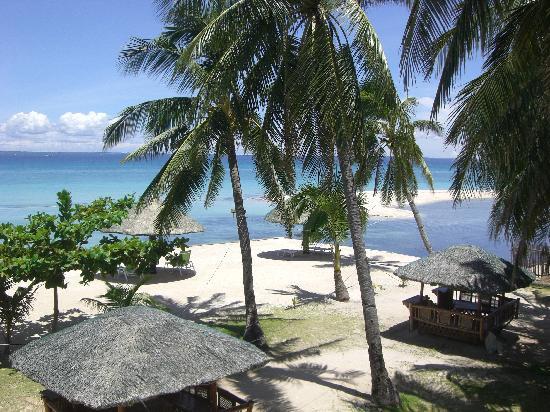 Marlin's Beach Resort: Blick auf den Beach