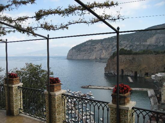Domus San Vincenzo: View from the terrace