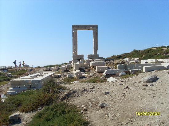 Hotel Anastasia Santorini: Naxos