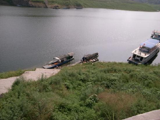 湖南省, 中国, 船着き場