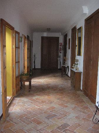 Hostel Comercio: corridoio camere