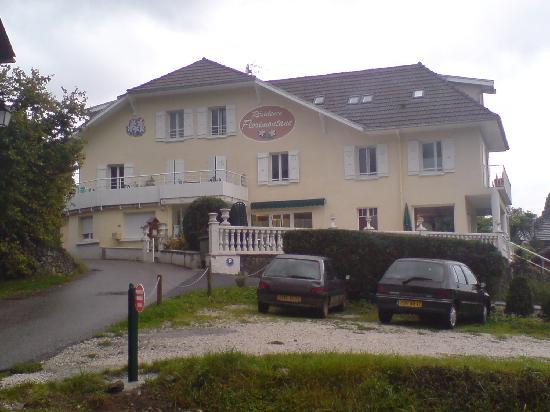 Résidence Florimontane : c'est la résidence,vive la bonne pub!!
