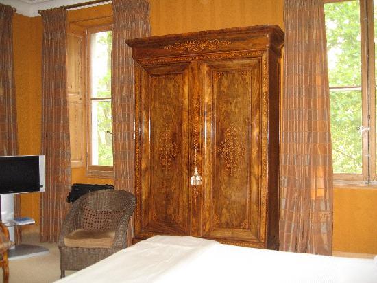 Le Chateau des Alpilles : Room close up