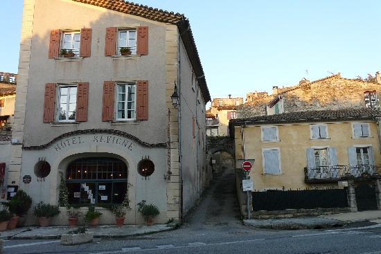 Hôtel Sévigné : Ansicht Haupteingang