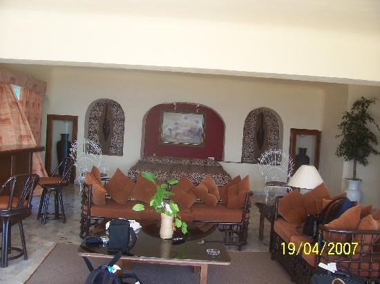 Villablanca Garden Beach Hotel: penthouse