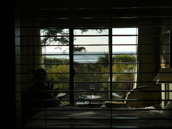 Long Beach Lodge Resort: room with a view