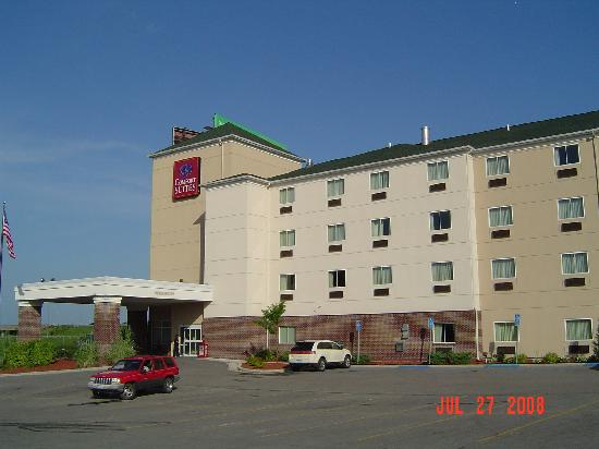 Comfort Suites Columbia : Comfort Suites, Columbia, MO