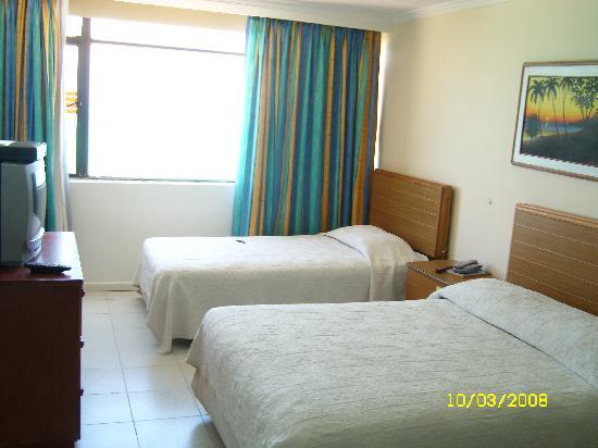 Hotel Blue Tone: una de las habitaciones, son muy confortables y aseadas