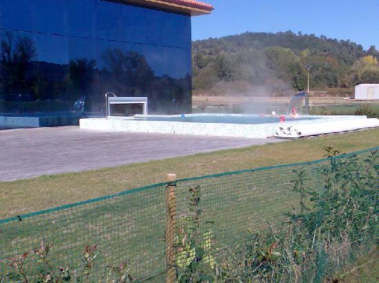 Oca Augas Santas Balneario & Golf Resort : piscina