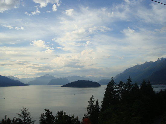 Sea to Sky Highway: Sea to Sky 1