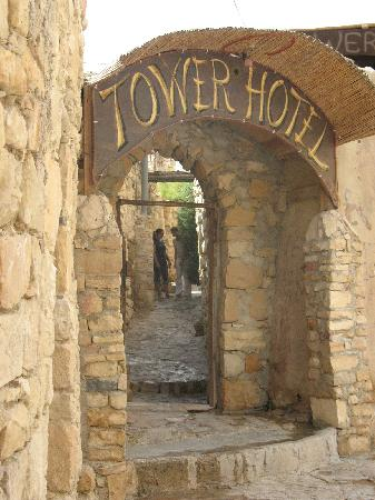 Tower Hotel: Hospitable place