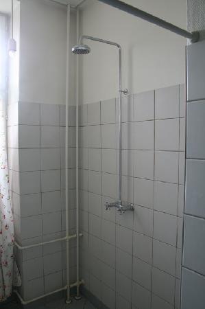 Copenhagen International B&B : The shower everyone loves