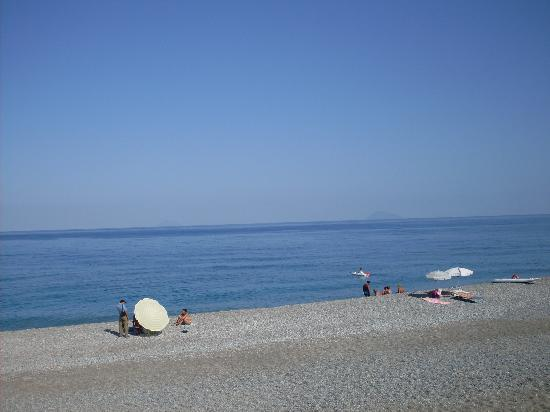 Capo d'Orlando, Italie : The Beach