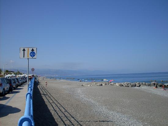 Capo d'Orlando, Italia: Beach 2