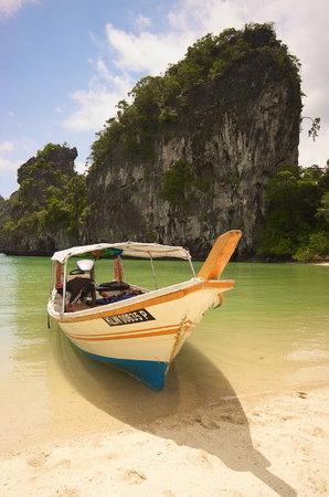 Penang, Malaysia: 2 boats? Mangrove trip