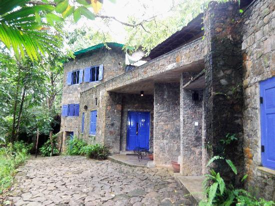 Kalawana, Sri Lanka: Boulder Garden Hotel