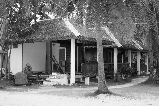 Blue Water Resort (Malapascua Beach Resort) : The demolition