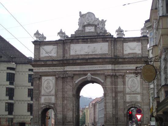 Innsbruck, Østrig: PORTA