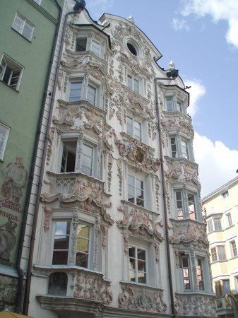 Innsbruck, Avusturya: PALAZZO ROCOCO'