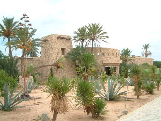 Djerba Explore: entrée du parc aux crocodiles