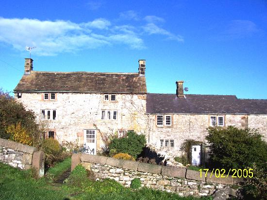 Lydgate Farmhouse