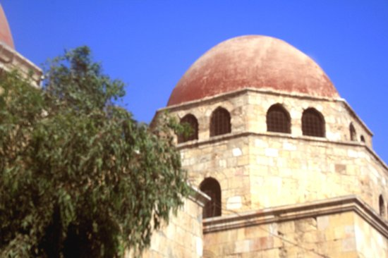 Saladin (Selahedîn) Mausoleum