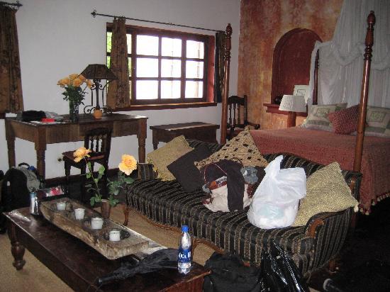 Meson Panza Verde: great room