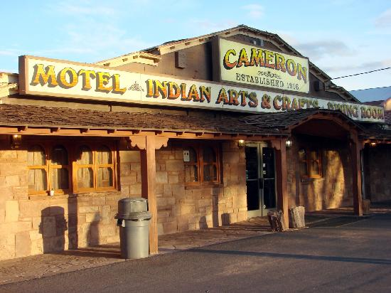 Cameron Trading Post Grand Canyon Hotel Back In Time
