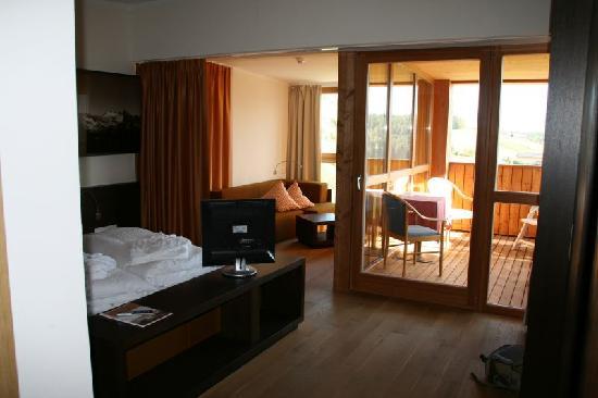 Hotel Dolomitenblick: la camera