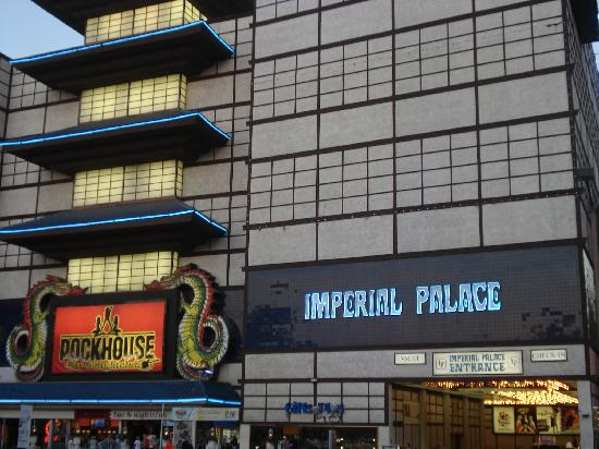 Casino at the Imperial Palace: Imperial Palace Hotel & Casino