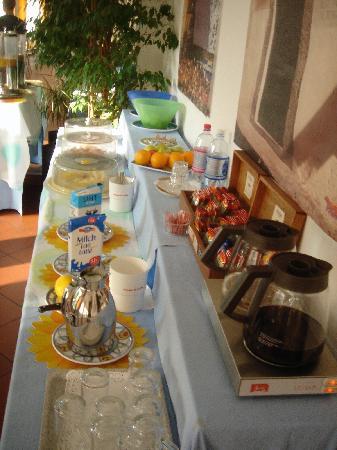 Hotel Colorado Lugano: breakfast