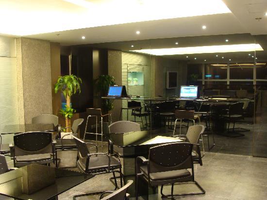 Hotel Benito: The lounge