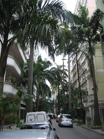 Augusto´s Paysandu Hotel: Rua Paissandu