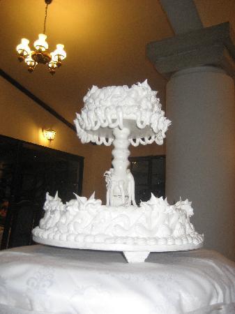 Brisas Guardalavaca Hotel Our Wedding Cake