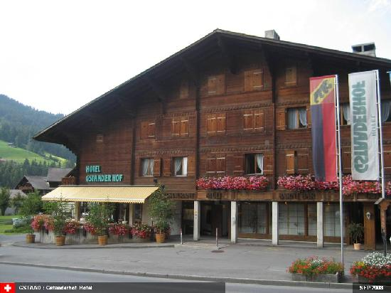 Gstaaderhof Swiss Quality Hotel : Hotel from Outside