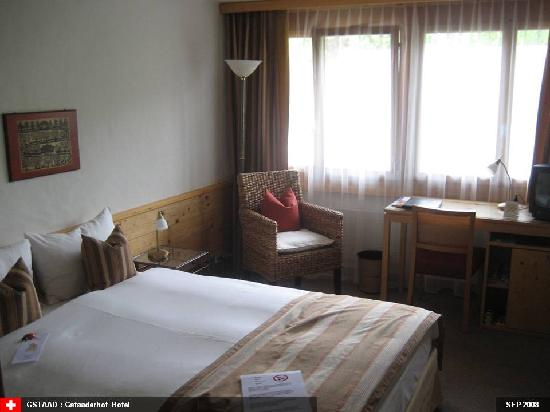 Gstaaderhof Swiss Quality Hotel: Hotel Room #1