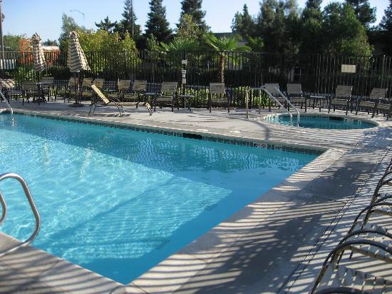 Courtyard Sacramento Cal Expo : Pool