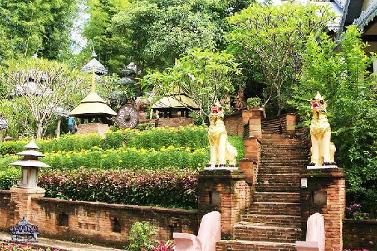 Phu Jaya Mini Resort : Front