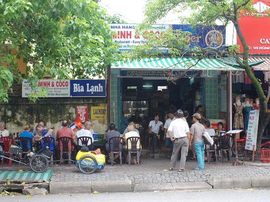 Minh & Coco Mini Restaurant: Minh and CoCo's