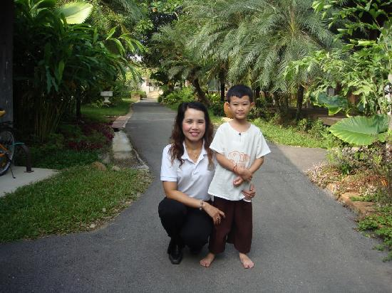 Eco Resort Chiang Mai: Friendly, helpful and warm staff and management