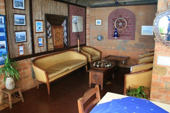 Hotel Libertalia: Libertalia - salon