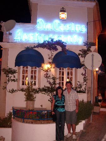 Restaurante Dom Carlos : What a great night